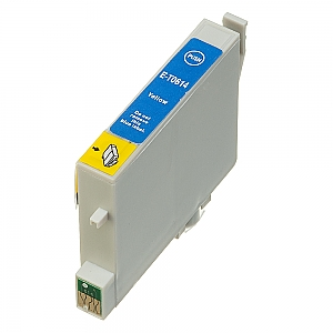 Epson T0614 geel, compatible