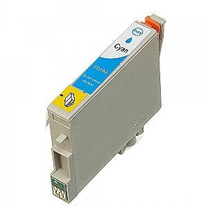 Epson T0482 cyaan, compatible