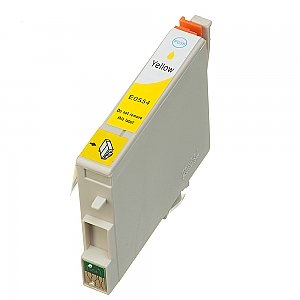 Epson T0554 geel, compatible
