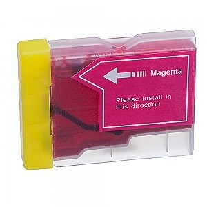 Brother LC-970/LC-1000M XL magenta, compatible