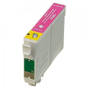 Epson T0803 magenta, compatible