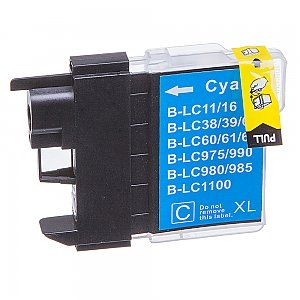 Brother LC-985C XL cyaan, compatible