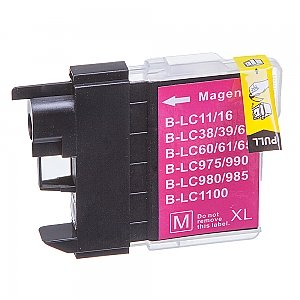 Brother LC-985M XL magenta, compatible