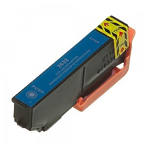 Epson T2632 cyaan, compatible