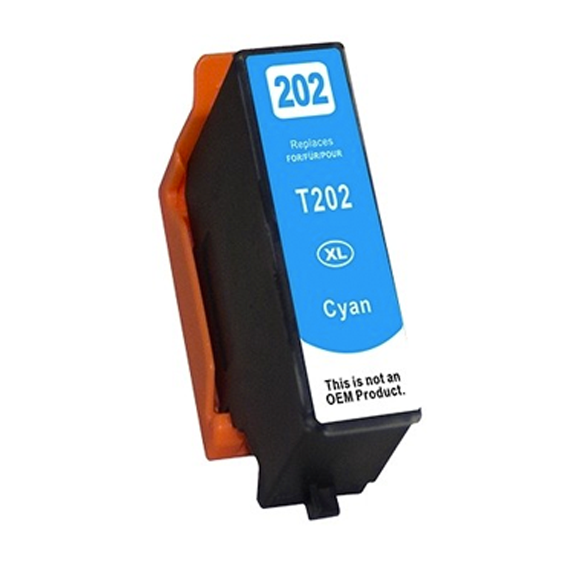 Epson 202XL cyaan, compatible