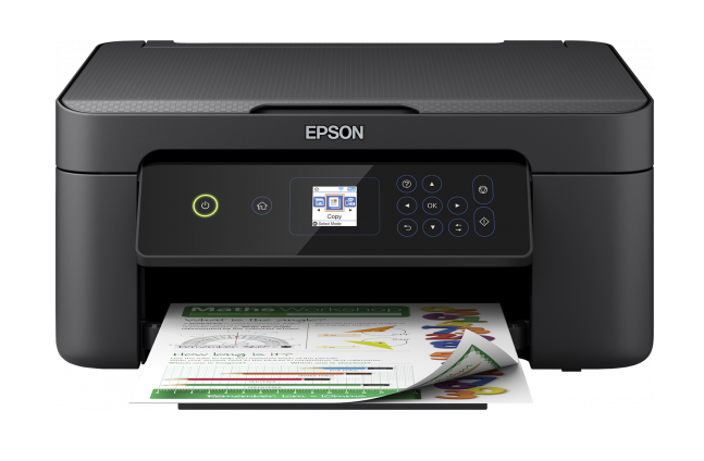 SET AANBIEDING: Epson Expression Home XP-3105
