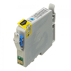 Epson T0422 cyaan, compatible
