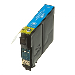 Epson T1632 cyaan, compatible