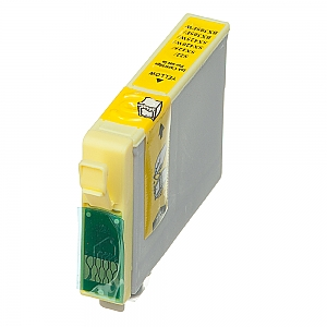 Epson T1284 geel, compatible