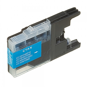 Brother LC-1220/LC-1240C XL cyaan, compatible