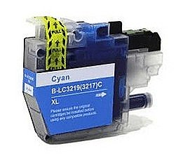 Brother LC-3219 C cyaan