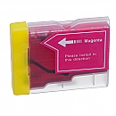Brother LC-970/LC-1000M XL magenta met chip, compatible